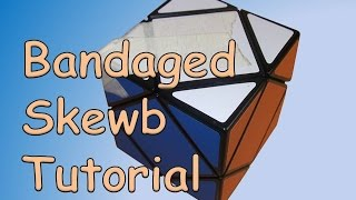 Tutorial: How to solve the Bandaged Skewb - Golden Cube 2 Extreme prelude (Request)