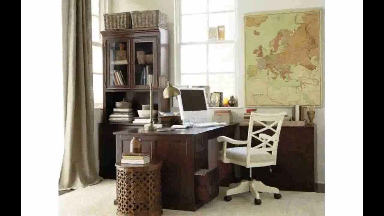 Masculine Home Decor - YouTube