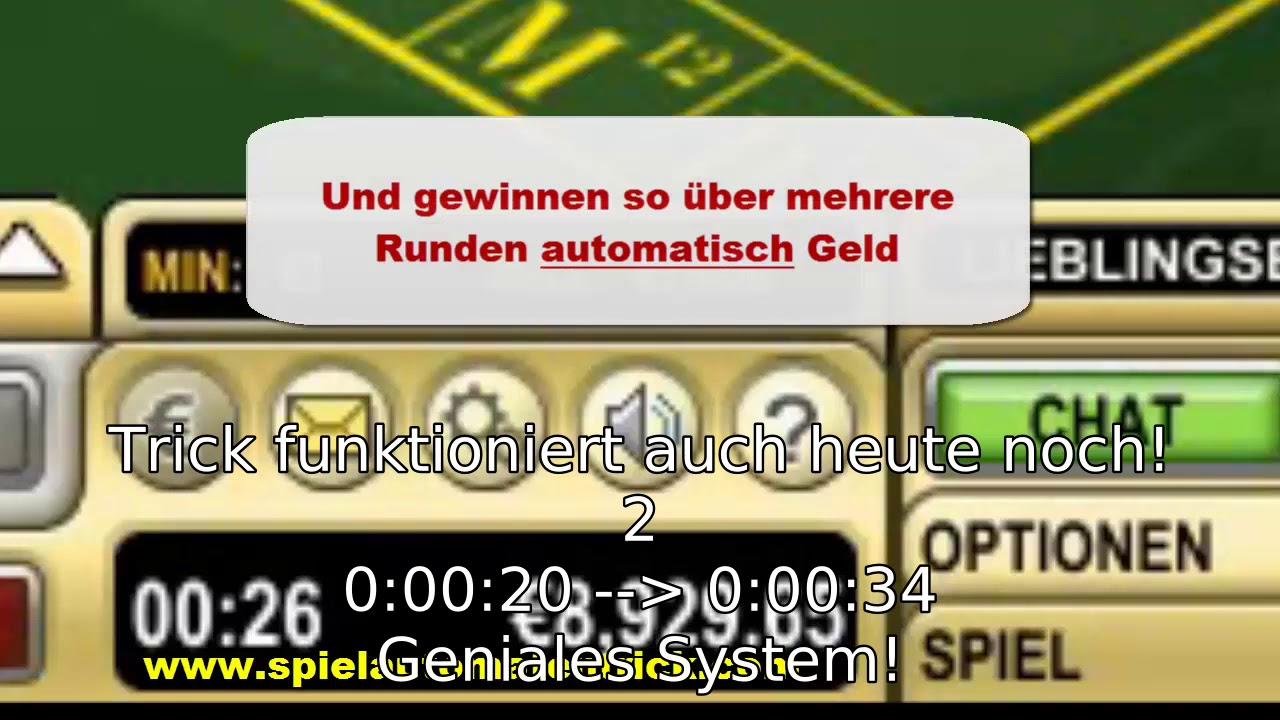 Bestes Roulette System