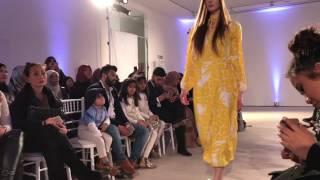 Dynas mokhtar Fashion Show In London | Dynas Mokhtar