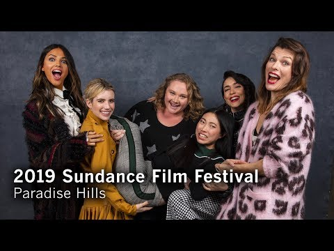 Sundance Panel: Paradise Hills With Emma Roberts, Awkwafina, And More