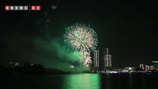 Красочное шоу фейерверков завершило празднование Дня столицы (ФОТО, ВИДЕО)(Больше новостей на http://www.bnews.kz/ru/ Новости 31 канала http://bnews.kz/ru/tv-news/channel/1/ Новости Хабара http://bnews.kz/ru/tv-news/channel/6/, 2016-07-07T02:40:45.000Z)