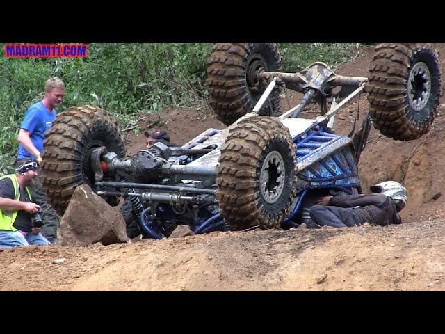 SOUTHERN ROCK RACING CRASHES HOLLERWOOD OFFROAD PARK