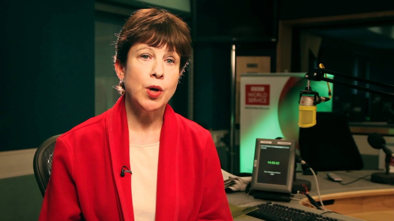 Five Minutes With... Lyse Doucet - YouTube
