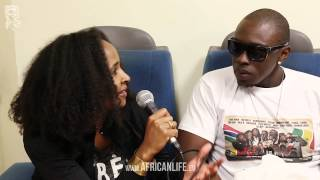Limbo & SUB Interview @ Flag Flow High Senegambia 2014, Reigen