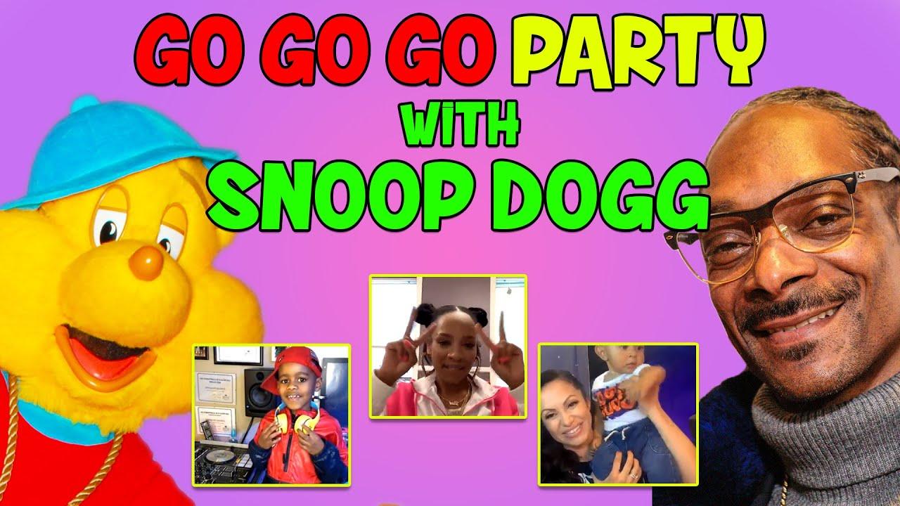 Go Go Go Party With SNOOP DOGG | Hip Hop Harry