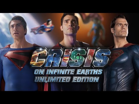 Download Crisis On Infinite Earths: Unlimited Edition Ep 2 - Supermen (Fan Made)