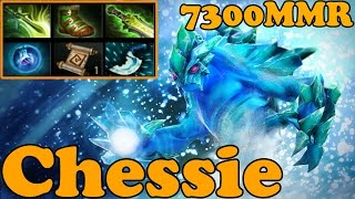 Dota 2 - Chessie 7300 MMR Plays Morphling vol 3 - Pub Match Gameplay