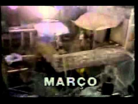 Intervalo da TV Manchete - Carnaval 1984 (2)