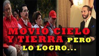 PRESIDENTE SE ENCACHIMBA con el FMLN y les dijo de todo