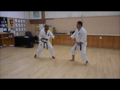 Tomikomi Maegeri Technique