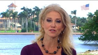 Conway discusses President Obama