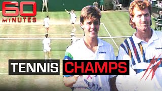 The Woodies: Australia's famous tennis doubles team | 60 Minutes Australia