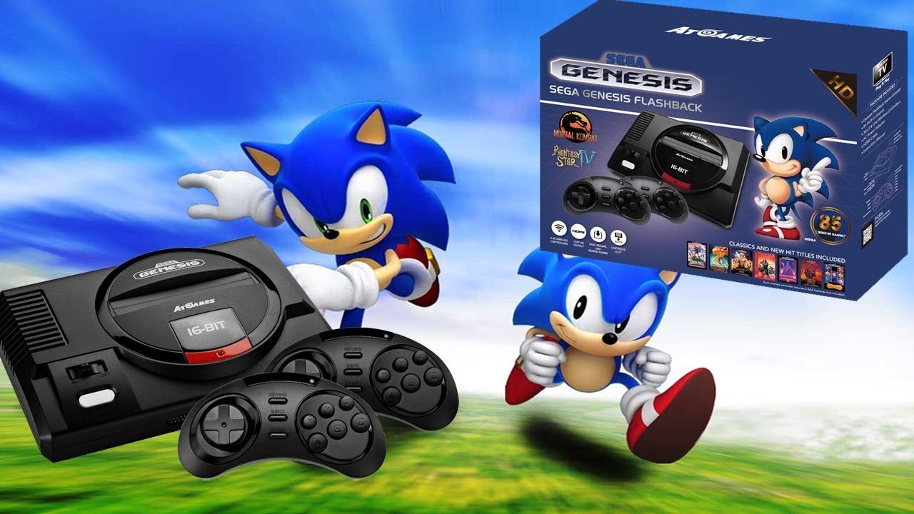 La Mini Megadrive Arrive En Septembre Avec 85 Jeux Sega Genesis