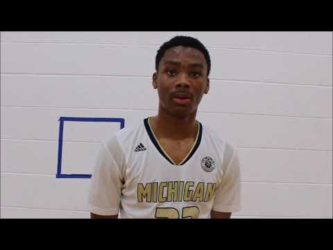 Interview with 2019 Brian Taylor (Mustangs/DEPSA)