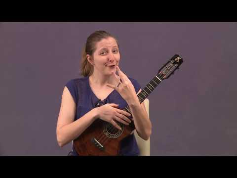Ukulele Lessons with Sarah Maisel: Intro to Playing Jazz