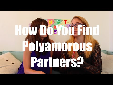 How Do You Find Polyamorous Partners? I Just Between Us