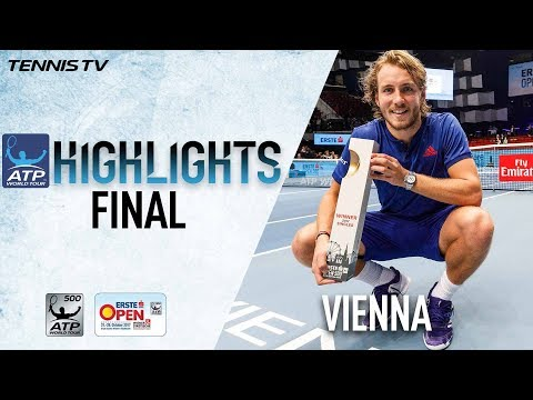 Highlights: Pouille Powers To Vienna 2017 Title