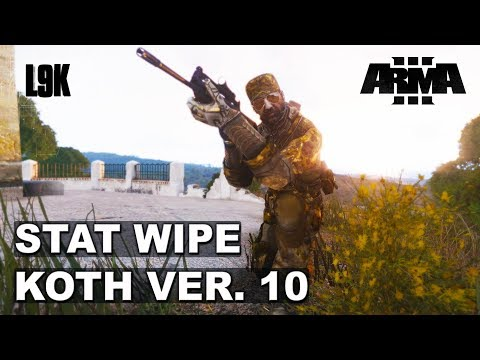 STAT WIPE KOTH VERSION 10 - Arma 3 Vanilla King of the Hill V10