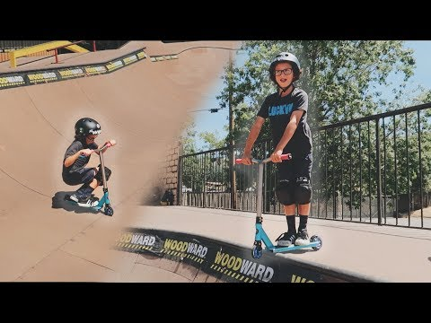This 9 YEAR OLD is the future of the sport!