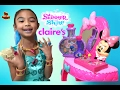 Shimmer and Shine Claire's Make-Up Sets Magical Wishes Genie Bottles Surprises | Toys Academy