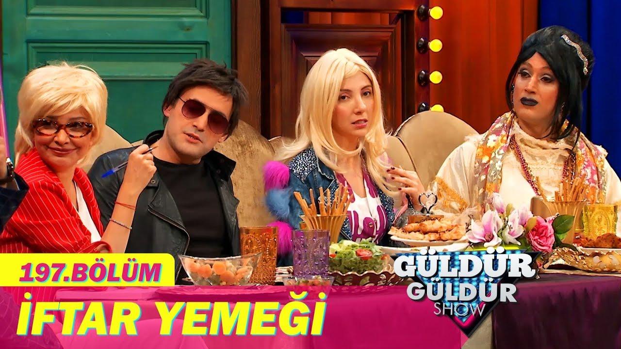 Güldür Güldür Show 197.Bölüm - İftar Yemeği