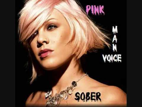 Pink- Sober- ManVersion