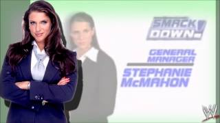"WWE:Stephanie McMahon 5th Theme Song ""All Grown Up"""