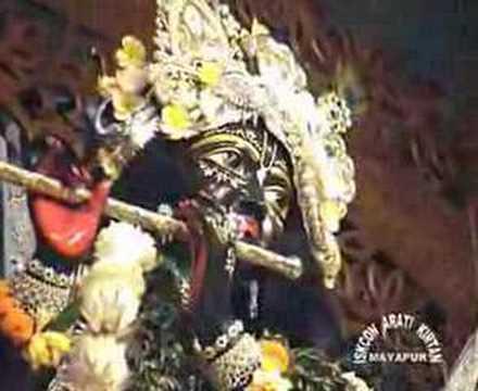 Iskcon Mayapur Arati Kirtan 6