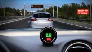 מערכת למניעת תאונות דרכים - מובילאיי
