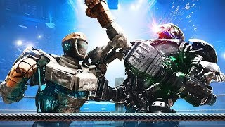 Atom Vs Zeus: Final Fight  ►™️«Real Steel » (2011) Round 5