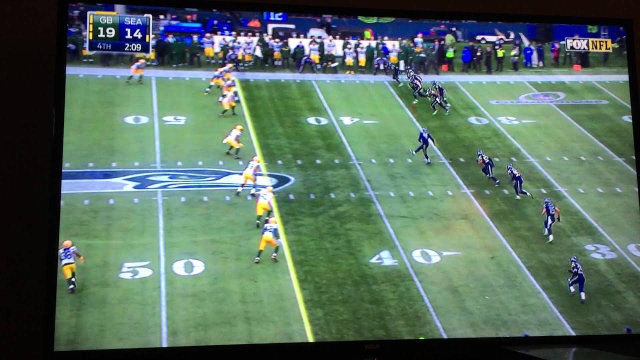 Seahawks onside kick recovery NFC championship game vs ...