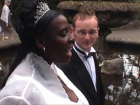 Wedding Pop Music Video St Philips Cathedral - Birmingham