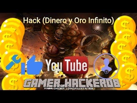 Monedas y oro Infinito Dead target ( Hack)