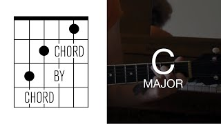 Learn 7 Ways to Play C Major  Acoustic Guitar39s Chord by Chord