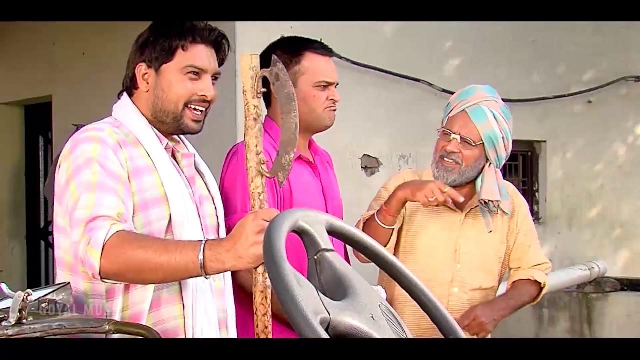 Gurchet Chitarkaar    Mood Jatt Da   Goyal Music   Punjabi Comedy