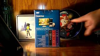 WD Western Digital Blue HDD Hard Disk Drive 1TB unboxing review speed tests