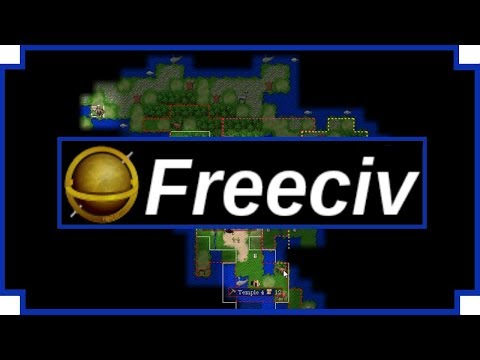 FreeCiv - (Free Civilization Style Strategy Game)