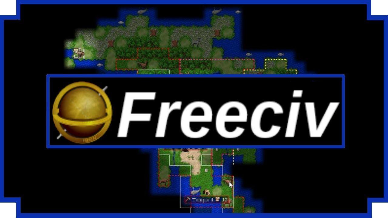 FreeCiv - (Free Civilization Style Strategy Game)