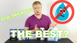 The Best Waterless Car Wash? Aero Cosmetics Wash Wax ALL