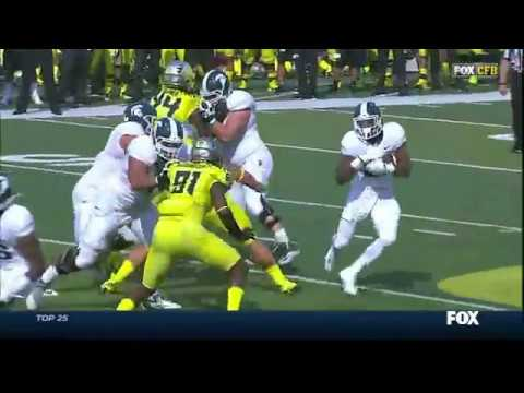 2014 #7 Michigan State vs. #3 Oregon (HD)
