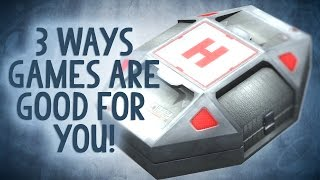 3 ways games are good for you reality check