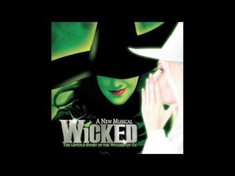 Wicked Original Broadway Cast- Defying Gravity