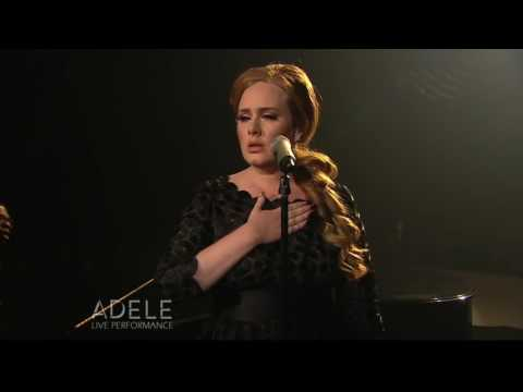 Adele - Someone Like You (Live at The VMA's) 2011