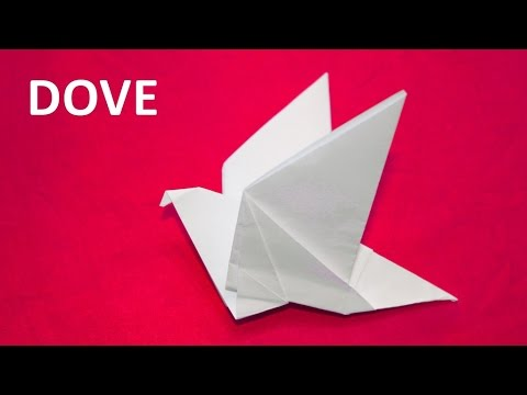 Origami Flapping Bird Instructions | 360x480