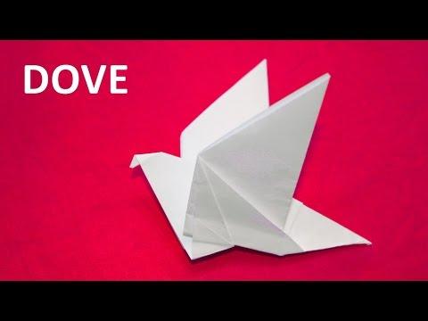 Origami Flapping Bird | 360x480
