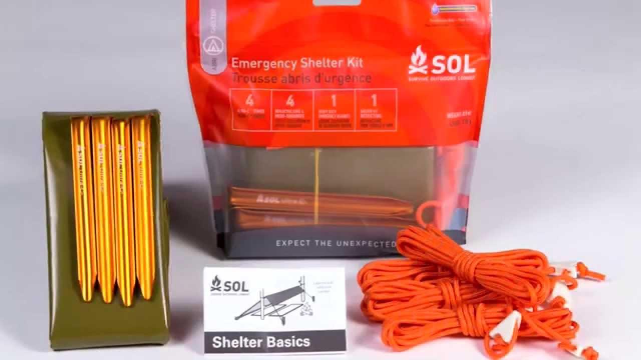 Sol heavy duty emergency blanket youtube publicscrutiny Gallery