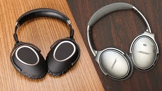 Who Makes the Best Wireless Headphones? Bose QC35 vs Sennheiser PXC550