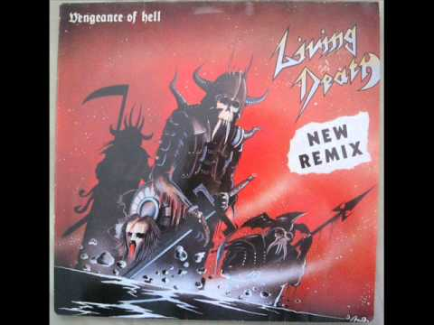 Living Death - My Victim (Vinyl - New Remix - 1985)