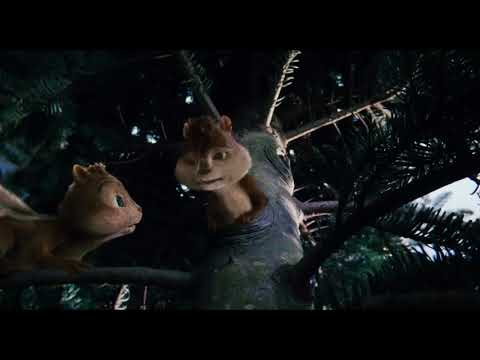 Alvin & The Chipmunks (ORIGINAL VOICES) - Bad Day SCENE [Movie Intro]